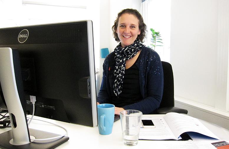 Säg hej till vår nya affärskonsult, Maria Moss