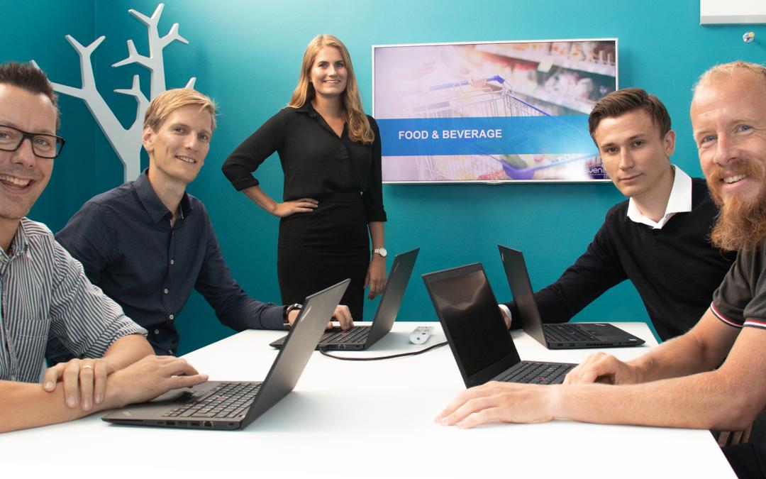 Elvenite växer och välkomnar fem nya kollegor