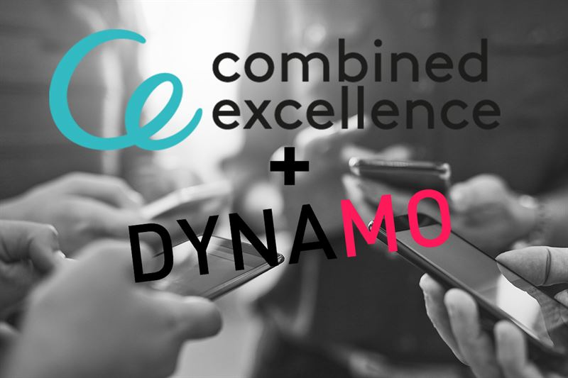Combined Excellence förvärvar apputvecklaren Dynamo