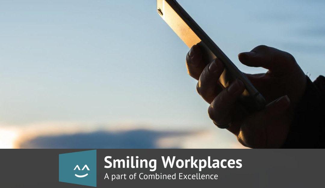 Smiling Workplaces AB – Nytt spetsbolag inom intranät och digitala arbetsplatser
