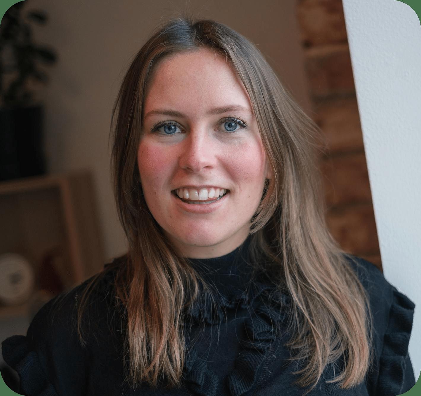 Agnes Lindell, head of Data Driven at Elvenite