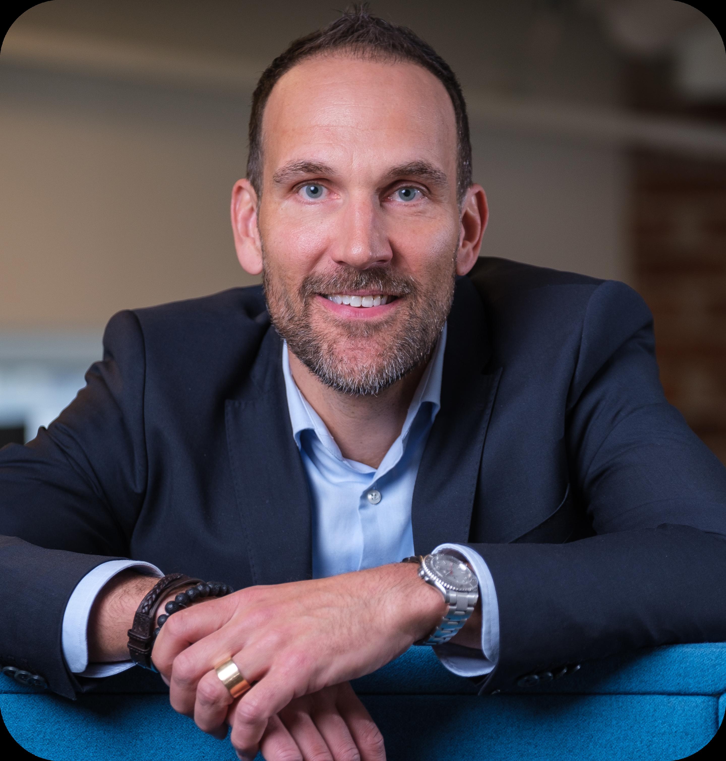 Mathias Dyberg, CEO at Elvenite