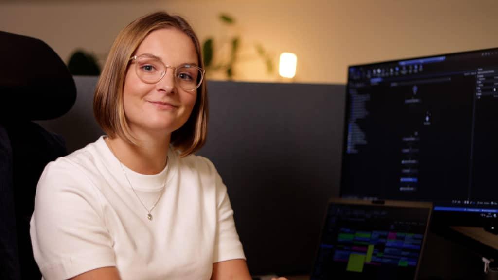 Maja ProcessAutomationsspecialist Elvenite