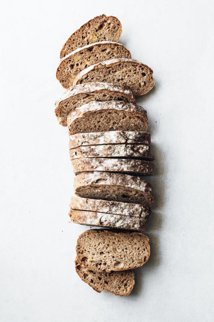 nybakad bröd och mindre svinn